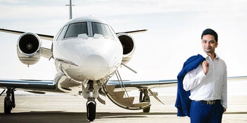 Aircraft Charter Services